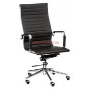 Кресло Солано (Solano) ECO черный
