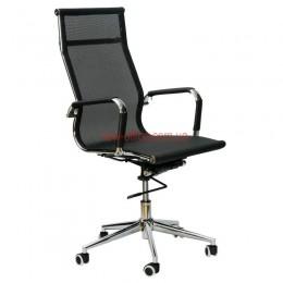 Кресло Солано (Solano) Сетка черный