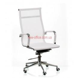 Кресло Солано (Solano) Сетка белый