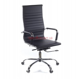 Кресло Кап (Cap) ECO черный