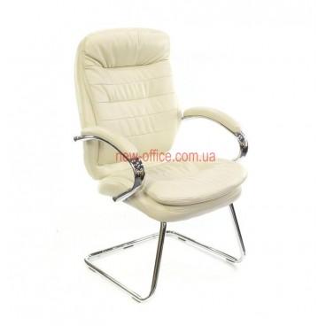Кресло Валенсия CF Chrome бежевый