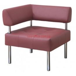 Кресло угловое Office NS (655х655хН725)